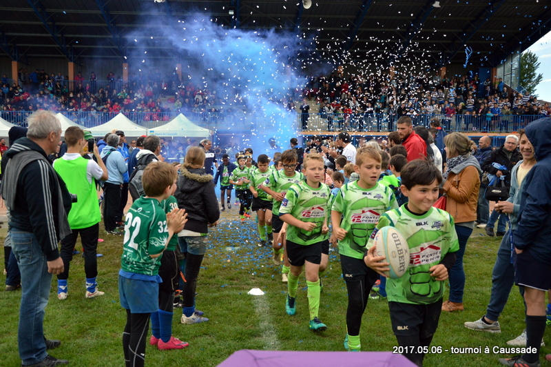 Photos U10 Tournoi Bas quercy 6/05/2017