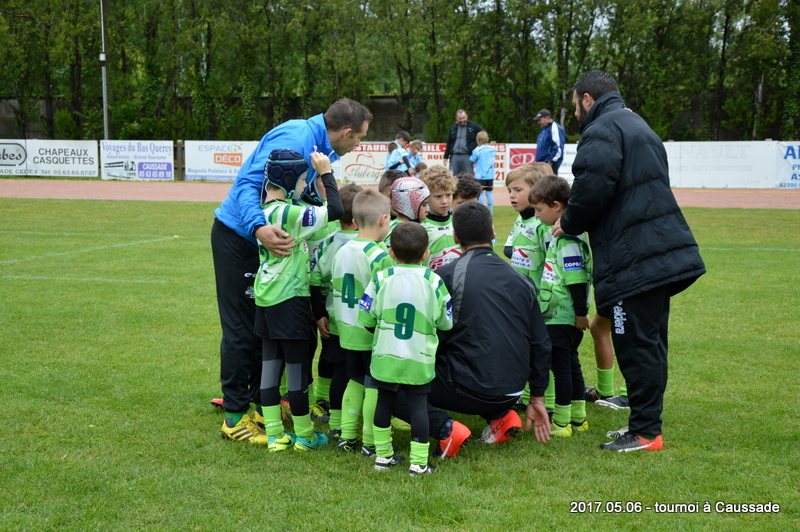 Photos U8 Tournoi Bas quercy 6/05/2017