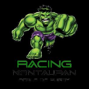 Logo Ecole de Rugby Racing Club Montauban